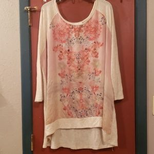 CATO LONG  SLEEVED TOP SIZE 26/28